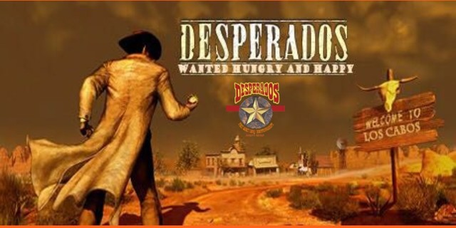 Desperados BBQ Tex-Mex Sport Experts - BBQ Tex-Mex Restaurant & Sports Experts/Comida Tex-Mex y Barra de Deportes